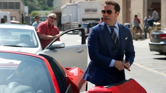 A visit to the set of 'Entourage' becomes an exercise in inertia