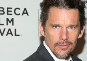 Ethan Hawke On Tribeca's 'Good Kill' And Why It's Hard To Act On An Episode Of 'Matlock'