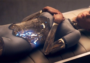 'Ex Machina' Is The Erotic Tale Of One Boy's Affair With A Billionaire MRA's Sex Robot