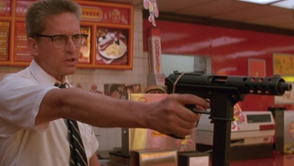 A Connecticut Man Was Arrested For Threatening To Recreate 'Falling Down' In A Burger King