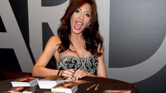 Farrah Abraham Tries, Fails To Fat Shame A Fellow 'Teen Mom' Cast Member