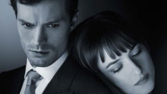 'Fifty Shades' ties down release dates for BOTH sequels