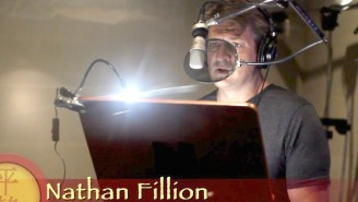 Here's A Glimpse Of Nathan Fillion And Company Reading Their Lines For 'Firefly Online'
