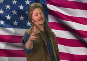 The Legend Keeps On Keepin' On In The First Teaser For 'Joe Dirt 2: Beautiful Loser'