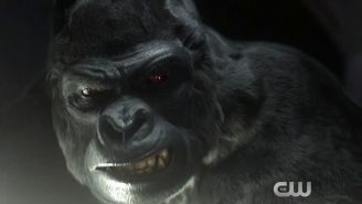 Grodd Lives In This New Trailer For 'The Flash' That Teases Season One's Endgame