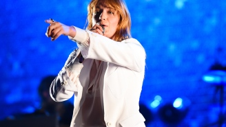 Like Sia's 'Chandelier' video? You'll love Florence + the Machine's new video