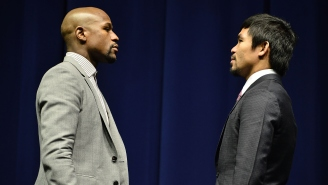 The Final Numbers Are In And Floyd Mayweather Made A Boat Load Of Money From The Pacquiao Fight