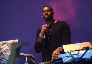 """Flying Lotus Returns As Captain Murphy For The New Track """"Crowned"""""""