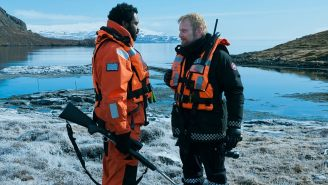 Pivot renews Arctic thriller 'Fortitude' on eve of finale; watch an exclusive clip