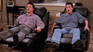 Here's Matthew Perry Talking About The Time He Broadcast A Porno To His Entire Neighborhood