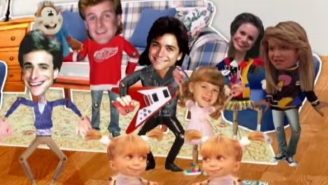 Here's The Animated Music Video For Dave Coulier's 'Full House' Rap That You Didn't Know Existed