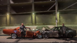 'Furious 7' Destroyed A Crazy Amount Of Cars During Production
