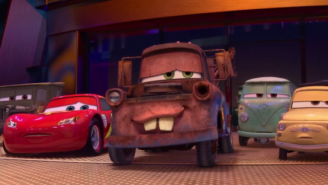 Here's What 'Furious 7' Would Look Like If Created By Disney Pixar