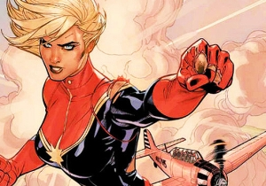 The 'Captain Marvel' Movie May Have Found Its Two Female Writers