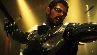 Check Out All The Explosions And Stabbing In The Debut Trailer For 'Deus Ex: Mankind Divided'