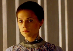 The Latest 'Ex Machina' Trailer Explores The Creepy Implications Of Artificial Intelligence