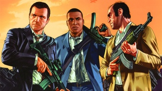 The Latest Trailer For The PC Version Of 'Grand Theft Auto V' Focuses In On Heists