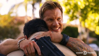 Bad Cop, Worse Cop: Check Out Chris Jericho's Comedy Central Web Series 'Nothing To Report'