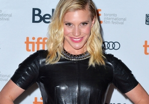 Katee Sackhoff Is The Creator, Writer, And Star Of New Dystopian Sci-Fi Series 'Rain'