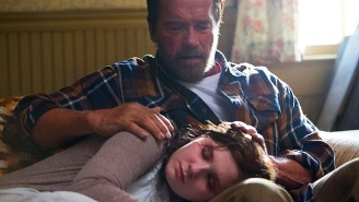 Arnold Schwarzenegger Has A Father-Zombie Chat In The First Clip From 'Maggie'