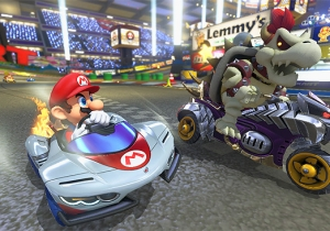 Check Out All The New 'Mario Kart 8' Tracks Coming In The New 'Animal Crossing' Themed DLC
