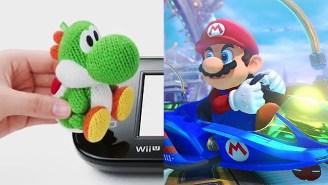 Nintendo Announces 'Smash Bros.' And 'Mario Kart 8' DLC, Plus An Adorable Knit Yoshi Amiibo