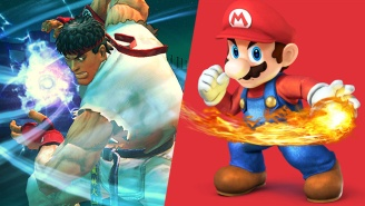 Ryu From 'Street Fighter' Could Very Well Be Entering The 'Super Smash Bros.' Fray