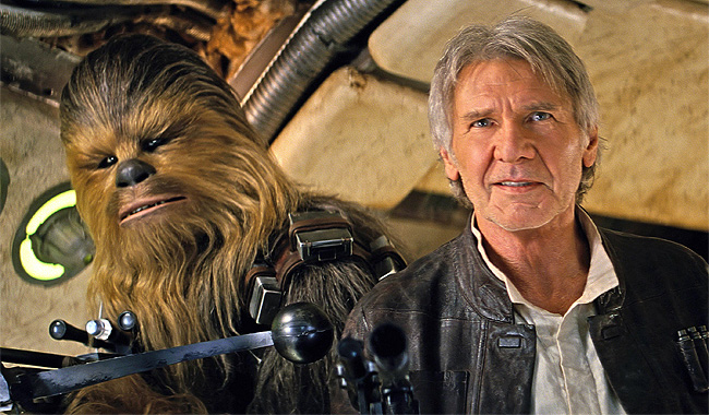 'Star Wars: The Force Awakens' Proves That Harrison Ford Will Forever Be The Han Solo We Know And Love