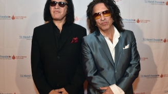 Gene Simmons And Paul Stanley Of KISS Think The Future Of Rock Music Is Doomed