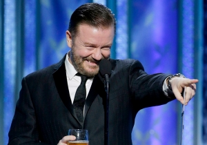 A Brief History Of Ricky Gervais Pissing People Off