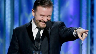 Netflix And Ricky Gervais Are Developing A New Feature-Length Comedy