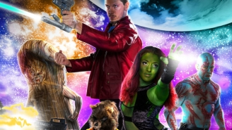 'Guardians Of The Galaxy' Finally Has A Porn Parody, And Groot Is A Penis
