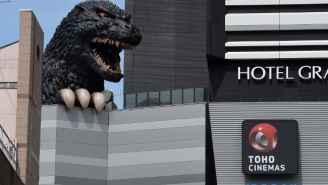 Godzilla Is The New Tourism Ambassador For Tokyo's Shinjuku Ward