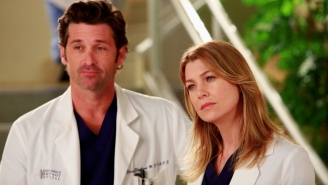 Here's Why Everyone Is Freaking Out About Tonight's 'Grey's Anatomy'