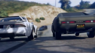 Watch The Tribute To Paul Walker From 'Furious 7' Get Re-Created In 'Grand Theft Auto'