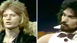 A Brief History Of Hall & Oates' Insane 'She's Gone' Music Video