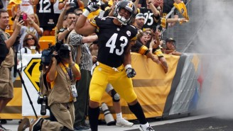 Troy Polamalu Is Retiring, But These Insane Plays He Made Will Live Forever