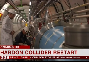A BBC News Typo Called It The 'Hardon Collider' And Twitter Exploded