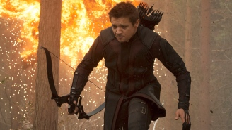 Hawkeye SINGS: The Avenger stops by 'Jimmy Fallon' to extol his bowling score