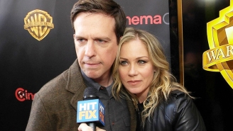 'Vacation's' Ed Helms: Working with Chevy Chase was a 'dream come true'