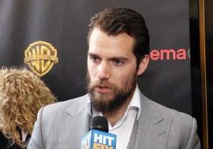 Henry Cavill addresses 'Batman V Superman' trailer reactions