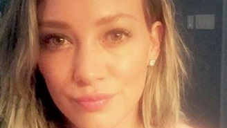 Hilary Duff Might Be Using Her Tinder Dates To Shop Around A Reality Show