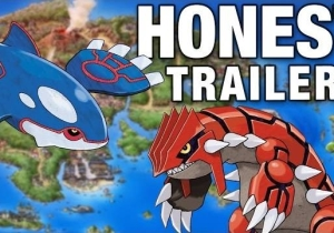 The Honest Trailer For 'Pokémon Ruby And Sapphire' Gives Them All Accurate New Names