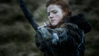 'Game of Thrones' Ygritte apparently NEVER skipped arm day