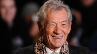Ian McKellen's Next Big Role? A Clock In 'Beauty And The Beast'.
