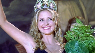 "Happy Birthday, Sarah Michelle Gellar: A Brief Appreciation of 'IKWYDLS"" Croaker Queen"