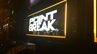 In Which We Travel To Vegas To Learn More About The 'Point Break' Remake