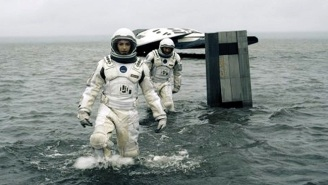 This Guy Made An Uncanny Costume Based On TARS From 'Interstellar'
