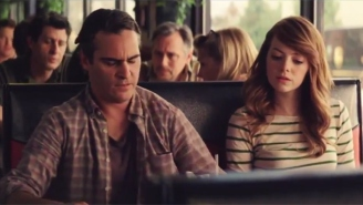 Woody Allen's Nearly Unwatchable 'Irrational Man' Combines Pointless Affluence, Bloviating