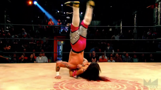 The Over/Under On Lucha Underground Episode 22: The Texas Hunting Machine